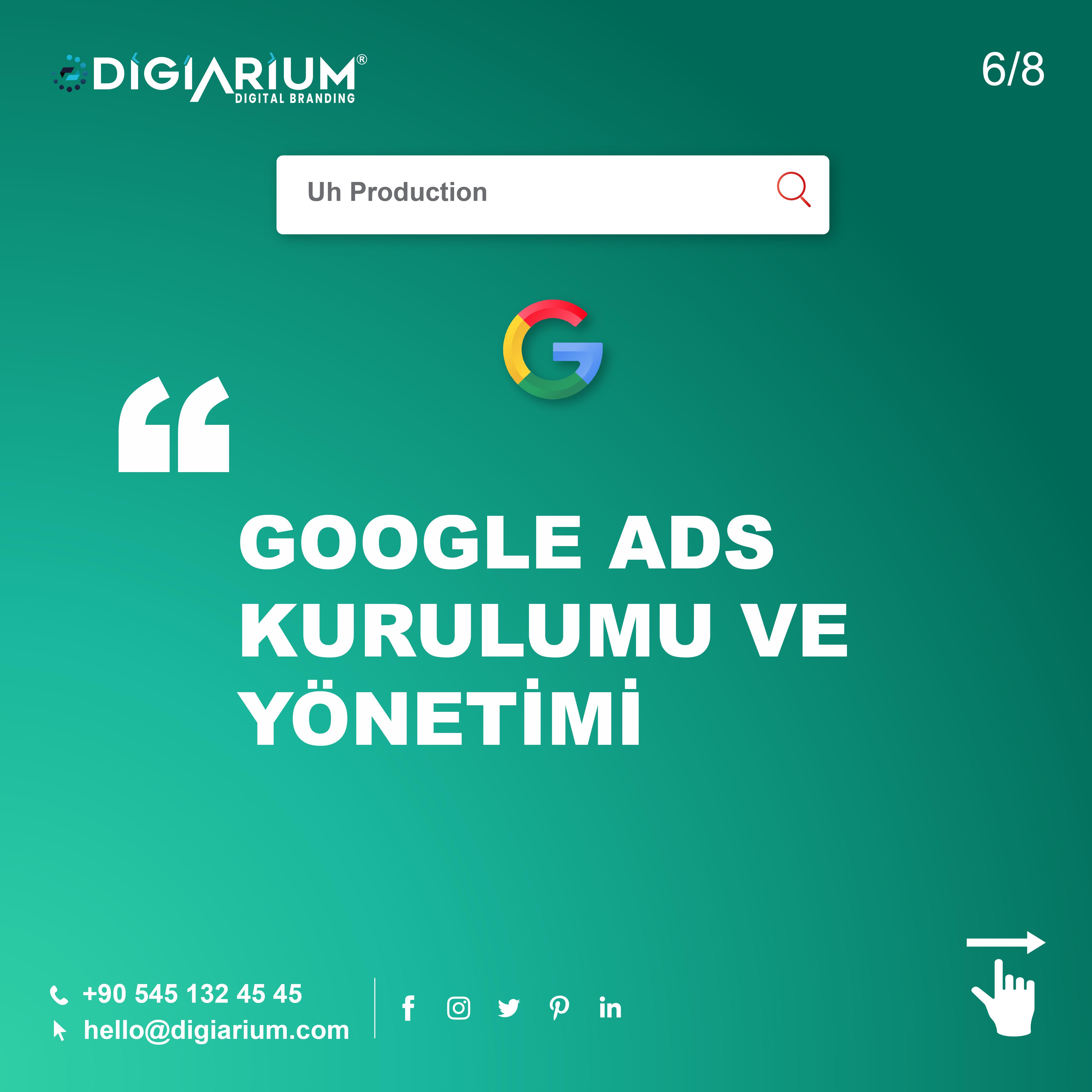 Google ads kurulumu ve yönetimi , google ads reklam yönetimi , google ads reklamları , Google ads kurulumu ve yönetimi