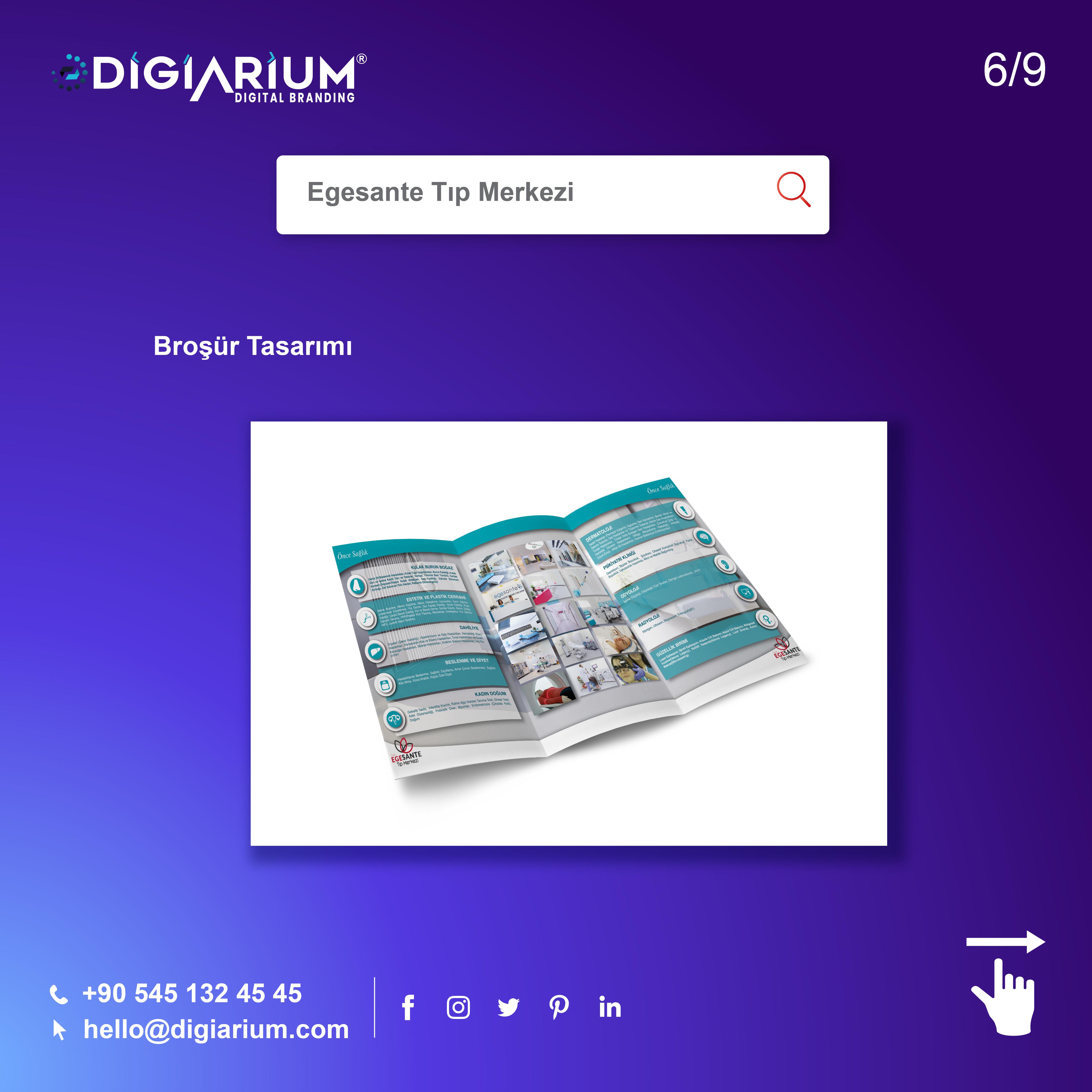 broşür tasarımı , broşür tasarım , el ilanı tasarım , el broşürü tasarım